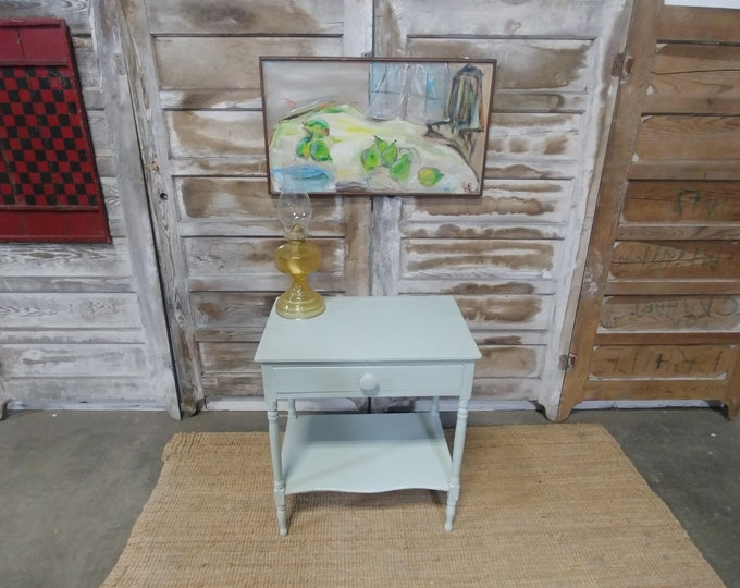 PAINTED WASHSTAND # 17739
