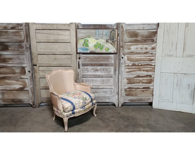 1940'S FRENCH ARM CHAIR # 184900