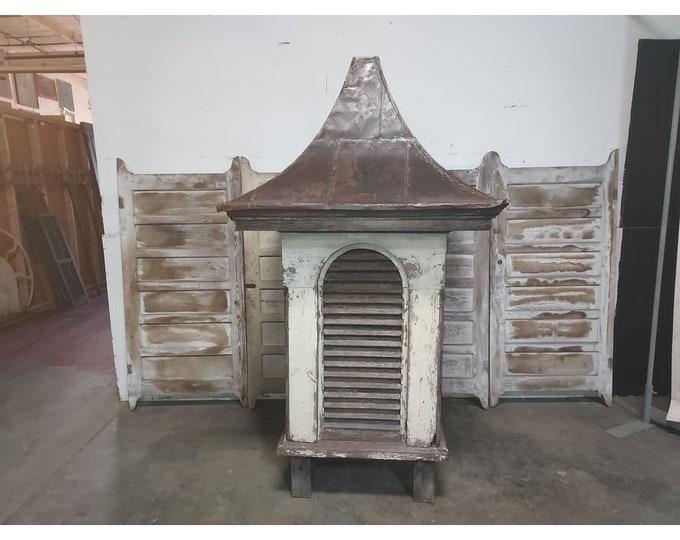 Fabulous Cupola With Original Tin Roof # 186224