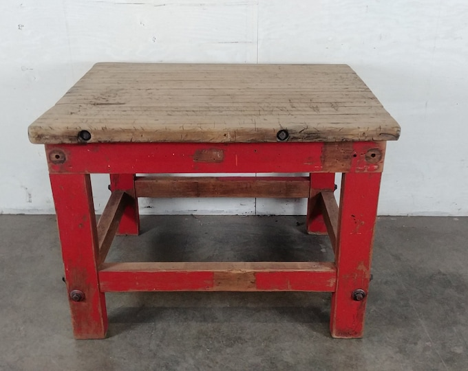 FABULOUS 1900,S WORK TABLE # 129200A