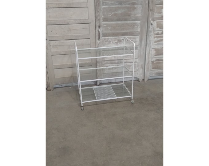 1950'S Woodard Bar Cart - 185387