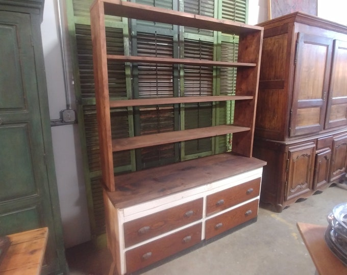 1890'S 4 DRAWER CABINET # 184413