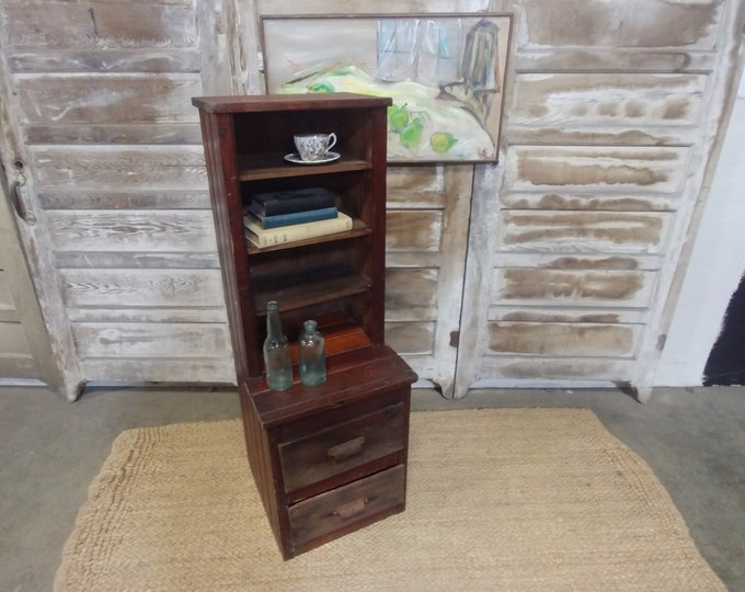 Unusual Size Step Back Cabinet # 183040