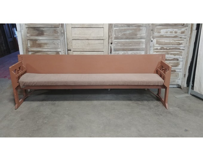 WONDERFUL 1800'S BENCH # 185633