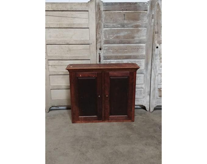1900'S TWO DOOR CABINET # 185107
