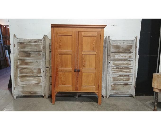 1860,s TWO DOOR CUPBOARD  # 185618