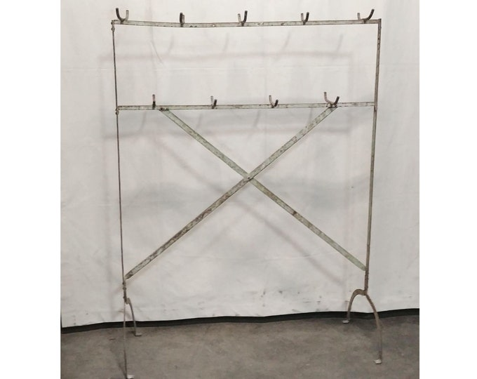 1890'S Cast Iron Display Rack Many Uses - 185065