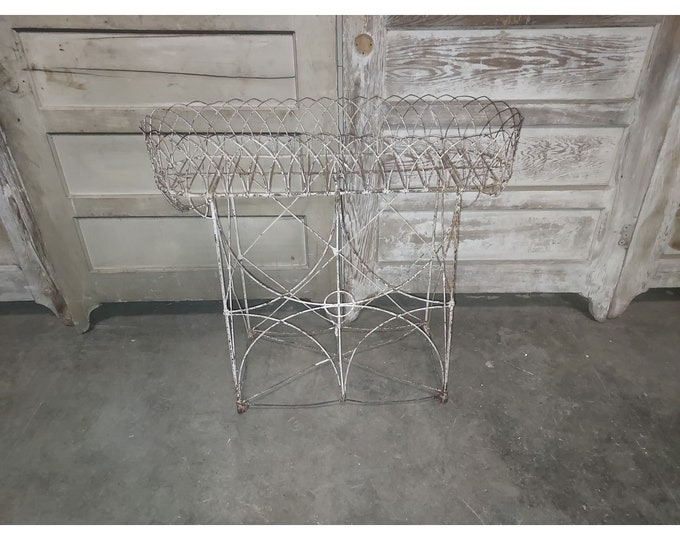 1860'S WIRE PLANT STAND # 186252