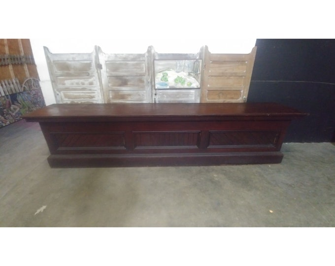12 1/2 FOOT 1840'S COUNTER # 183868