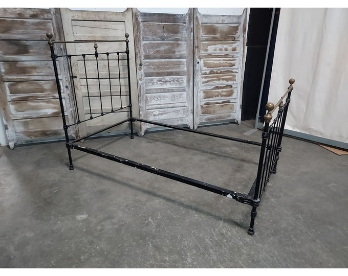 1890,S  IRON BED # 186210