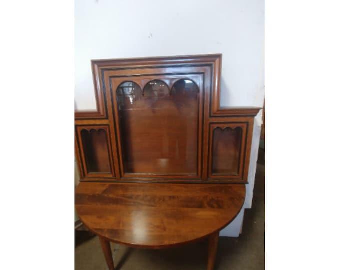 1800'S INLAID SHADOW BOX # 182323