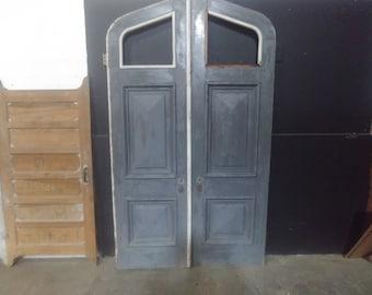 PAIR OF 1860'S DOORS # 183633