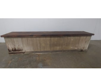 200YR OLD STORE COUNTER # 182624