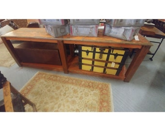 1890'S Two Tier Work Table # 184340