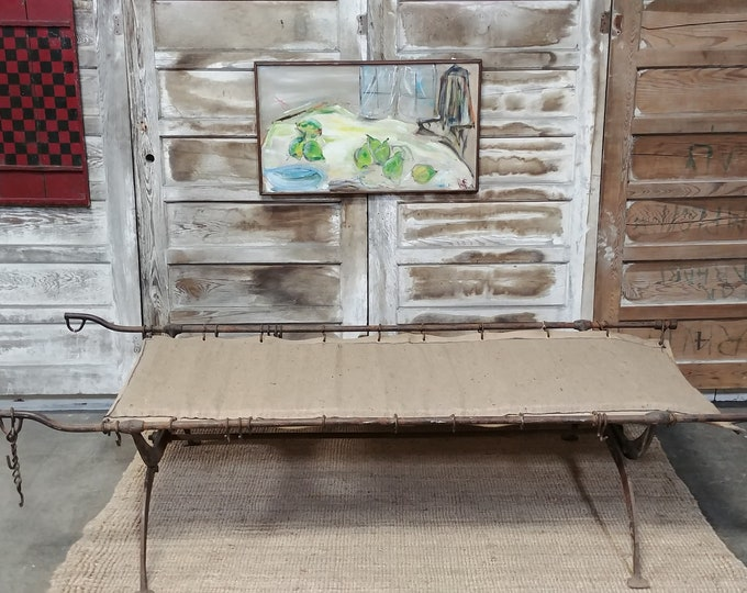 ARMY FOLDING COT # 181371