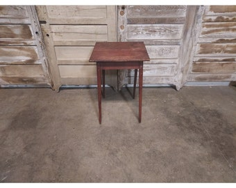 MID 1800,S PRIMTIVE TABLE # 186690