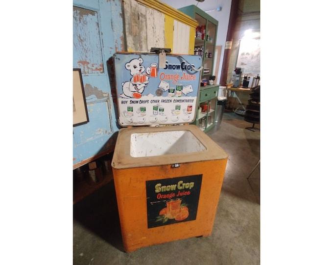 Snow Corp Ice Cream Cooler # 181900
