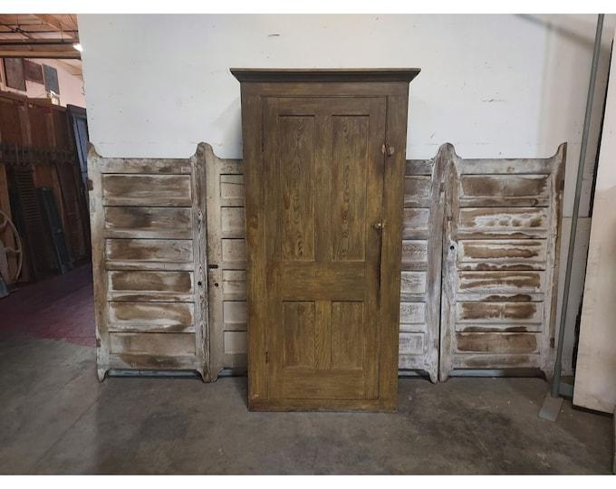 1880,s ONE DOOR CUPBOARD # 186657