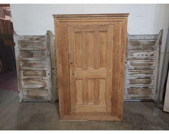 1860,S Pine One Door Cupboard # 186658