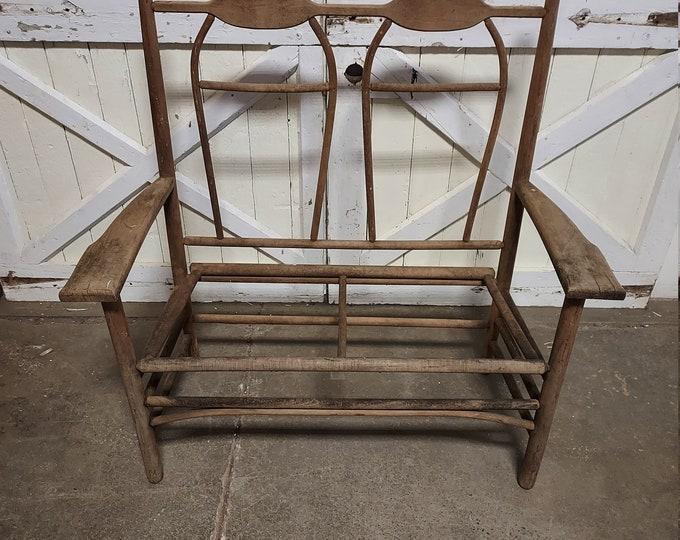 1890's Vermont Bench Frame