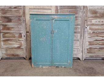 1900'S TWO DOOR CUPBOARD # 185980