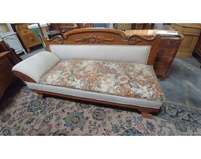 1880'S FRAMED SETTEE / DAYBED # 183061