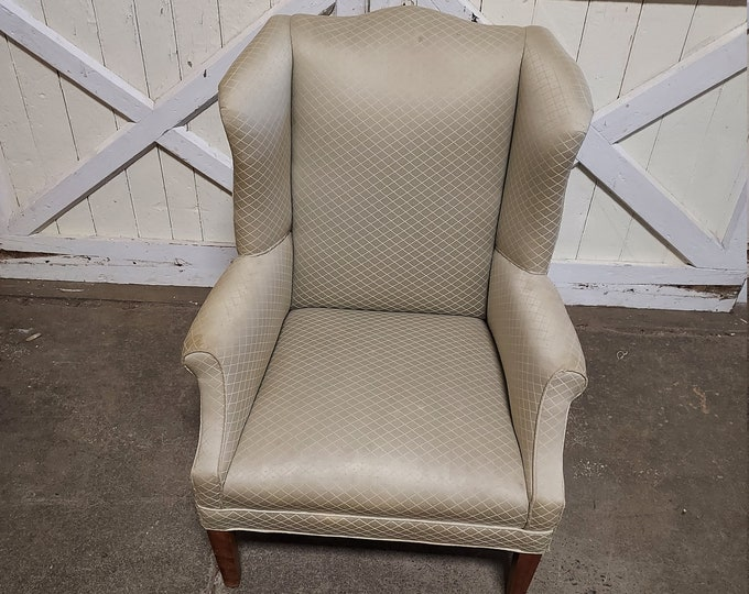 1940's Wingback Chair