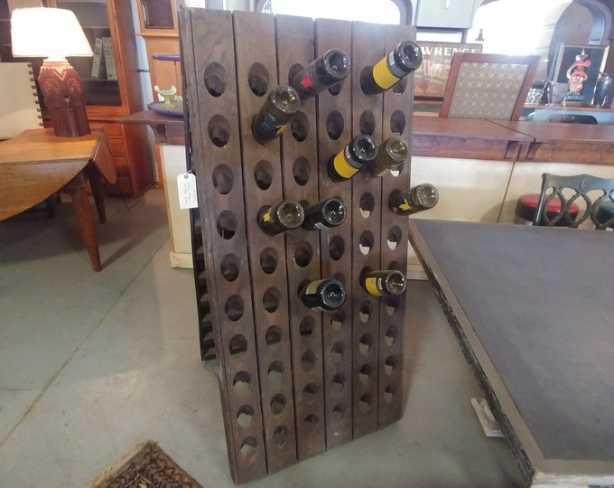 Riesling Folding Wine Rack # 181136