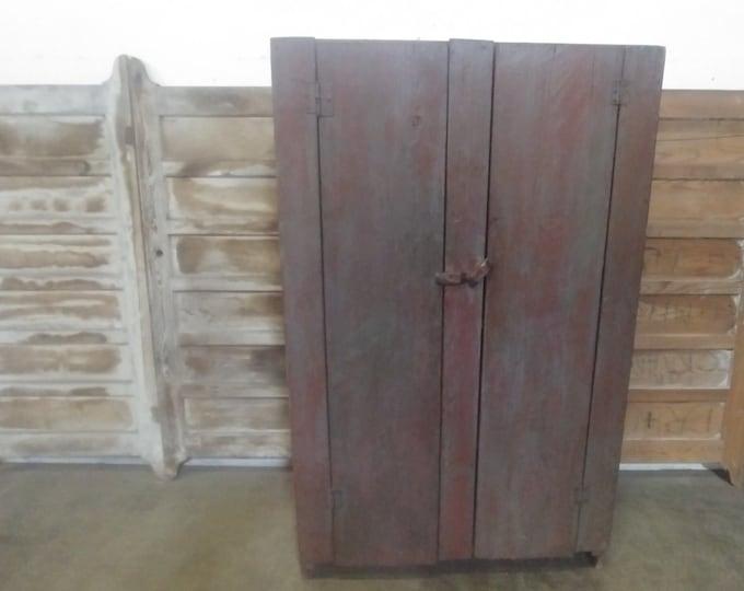 1840'S TWO DOOR CABINET # 183649