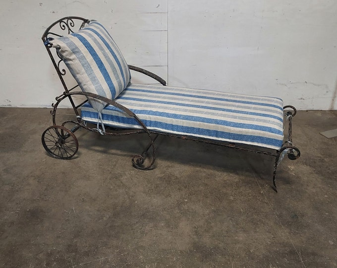 1920,S IRON CHAISE # 186190