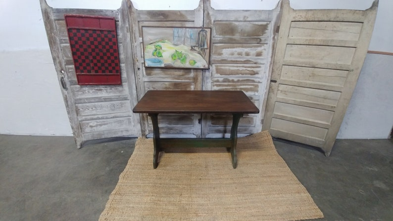 PINE KITCHEN TABLE # 182111