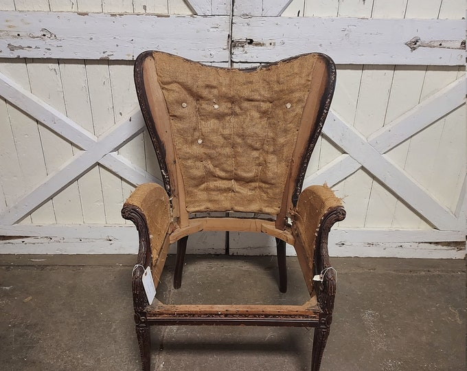 1920's French Armchair