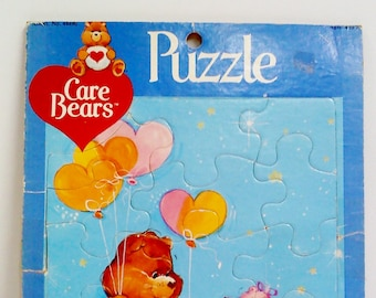 Puzzle- Care Bears
