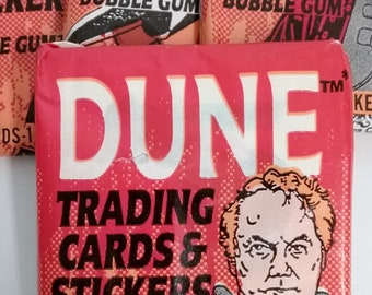 Trading Cards- DUNE