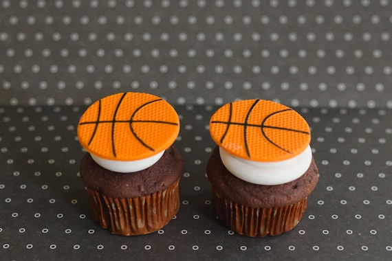 Fondant Basketball Jersey And Basketball Cake Decorations Perfect For Sports Party Cake