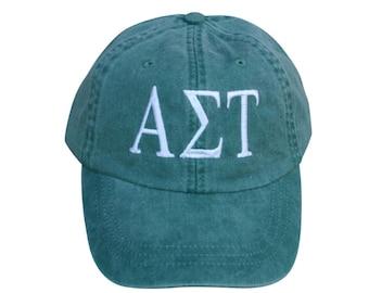 Alpha Sigma Tau baseball cap