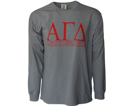 Custom Bar Design Long Sleeve T-shirt