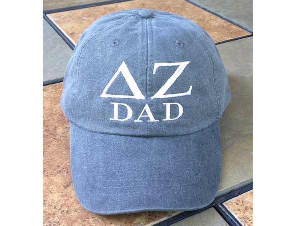 Customized Sorority / DAD baseball cap