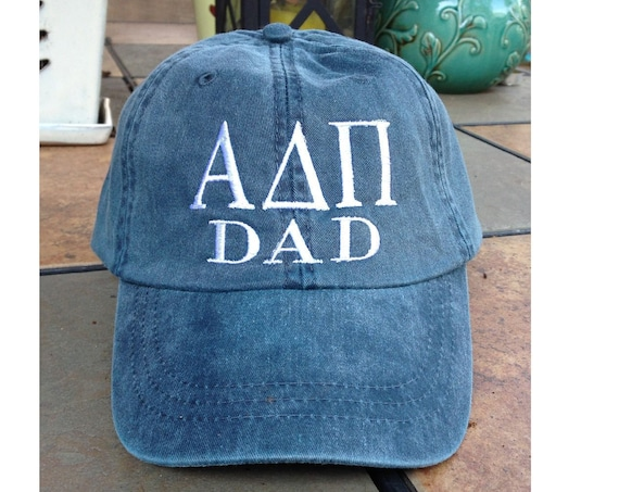 Alpha Delta Pi / DAD baseball cap