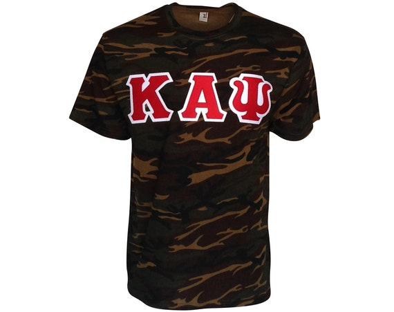 Kappa Alpha Psi Camo Tshirt