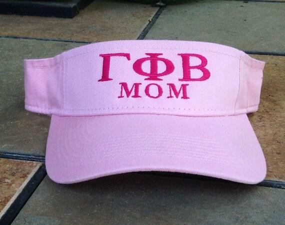 Gamma Phi Beta Mom Visor