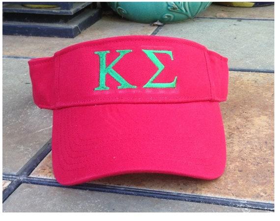 Kappa Sigma Visor