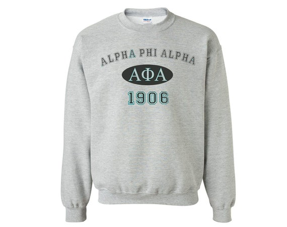 Alpha Phi Alpha 1906 Fraternity Sweatshirt