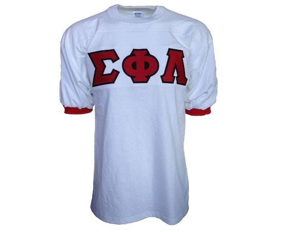 Sigma Phi Lambda vintage jersey