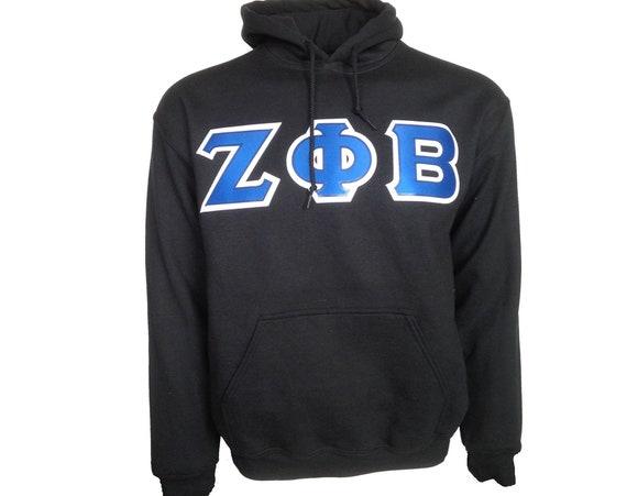Zeta Phi Beta Hooded Sweatshirt