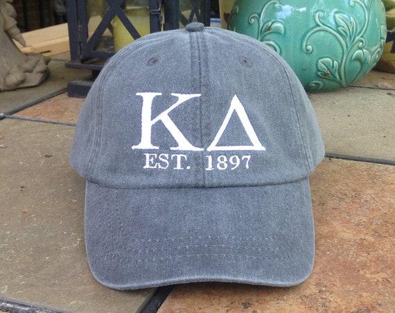 Kappa Delta Founders Cap