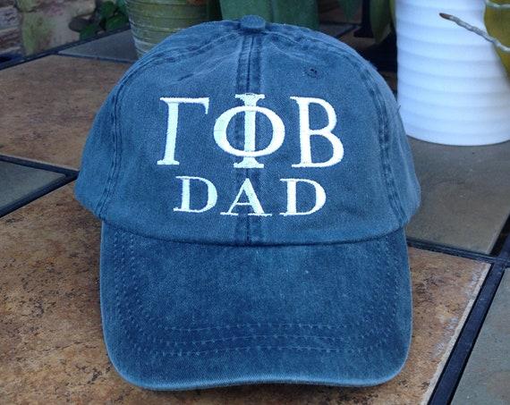 Gamma Phi Beta / DAD baseball cap