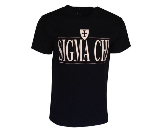Sigma Chi Shield T-shirt