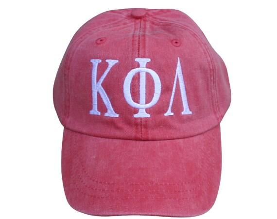 Kappa Phi Lambda baseball cap