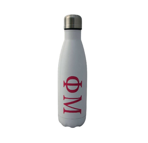 Phi Mu Water Bottle
